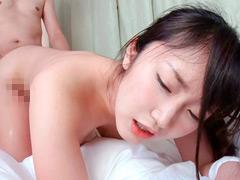 ムッチリ美巨尻の女子に催眠SEX サンプル画像